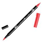 Feutre double pointe ABT Dual Brush Pen - 856 - Rouge chinois