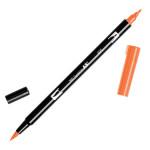 Feutre double pointe ABT Dual Brush Pen - 905 - Rouge