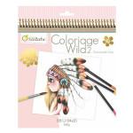 Carnet de coloriage Wild #2