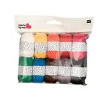 Mini pelotes de laine Made by me classic x 10 pcs