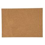 Plaque de liège A3 - ep. 2 mm - par 2