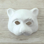 Masque - Chat - Demi visage