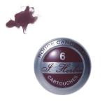 Cartouche d'encre Universelle Perle des Encres - Rouge caroubier