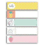 Notes repositionnables Happy Days 100 pcs
