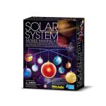 Coffret scientifique Kidzlabs Système solaire phosphorescent