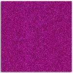 Papier adhésif pailleté violet fluo 30x30cm