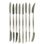 Outil de sculpture set K Rifloirs - 8 pièces