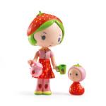 Figurine Tinyly Berry & Lila