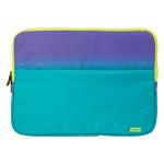 Housse pour ordinateur portable Sunset vert